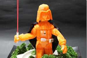 Learn to Carve Your Very Own Carrot Darth Vader