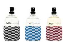 Travel-Themed Perfumes - The Henrik Vibskov Fragrance Collection is Based on City Scents