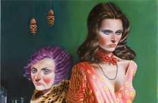 Mysterious Seductress Artwork