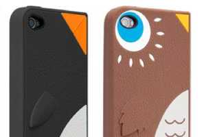 The Case-Mate Creature Cases are Adorable Device Protectors
