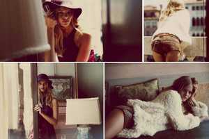 The Marloes Horst Free People August 2011 Campaign is Big City Cool