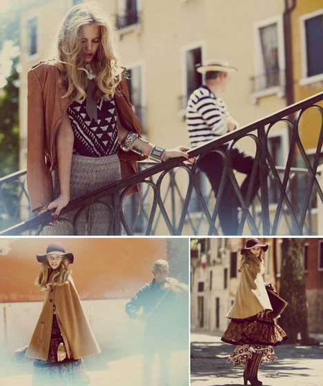 Marloes Horst Free People August 2011