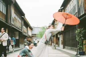 Toyokazu Nagano Photographs Childhood Fun