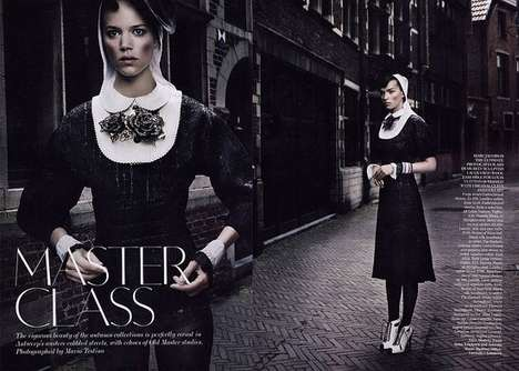 Arizona Muse Freja Beha Erichsen Vogue UK
