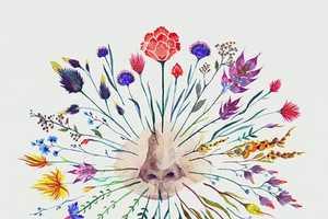Eibatova Karina Blends Fantasy and Phantasmagia in Her Art