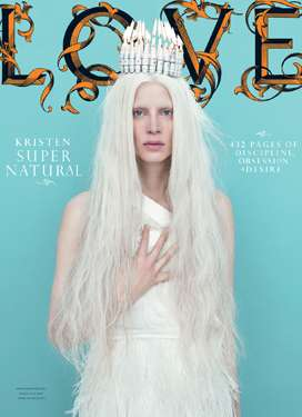 LOVE Magazine Fall Issue Covers