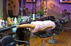 High-Fashion Planking