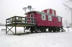 Old School Railroad Residences