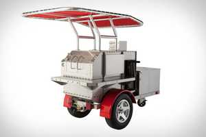 The Rolltisserie for the Backyard Grill Cook On the Road