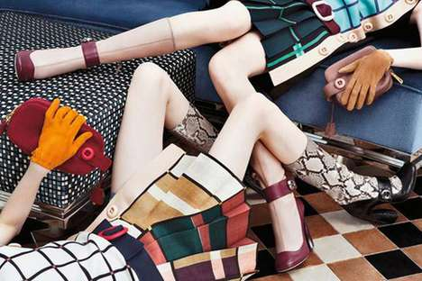 Prada Fall 2011 Film Campaign