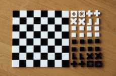 Atypical Board Games - Alessia Mazzarella Creates the Wittiest Chess Set of Them All