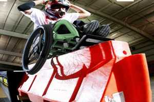 The Defiance Wheelchair Will Have You Doing Wheelies on the Skate Park