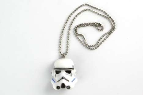 Stormtrooper Necklace