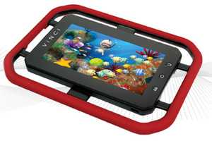 VINCI Tablet Introduces the Child to the World of Technology