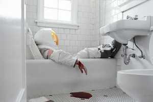 The Astronaut Suicides Chronicle a Destructive Depressed Man