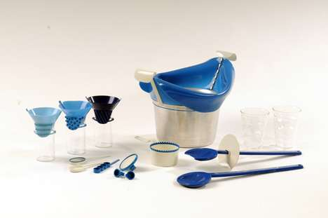 Tactile Cooking Utensils - Sento Cookware Provides Safe and Easy Kitchen Supplies for the Blind