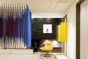This Private Parisian Residence by SpaceSmith Has Dynamic Decor