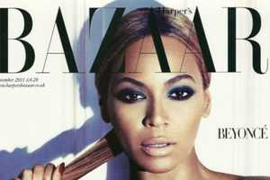 The Beyonce September 2011 Harper's Bazaar Editorial is Ferocious