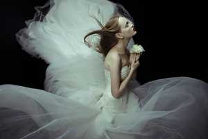 Zhang Jingna August 2011 SingaporeBrides Spread is Gripping & Ghostly