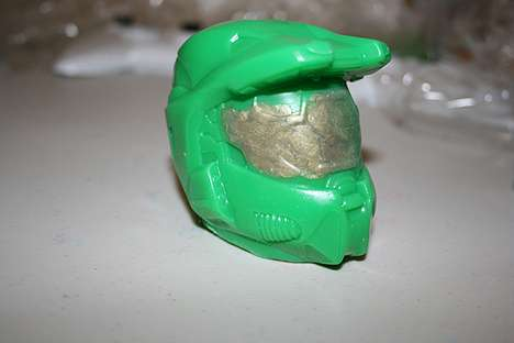 Halo Spartan Soap