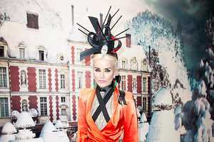 The Daphne Guinness Exhibit at New York's FIT Museum will Blow You Away