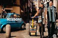 Wallet-Friendly Designer Duds - The Missoni for Target Collection Brings High Fashion to the Masses