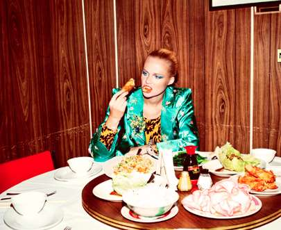 Oriental Eatery Editorials