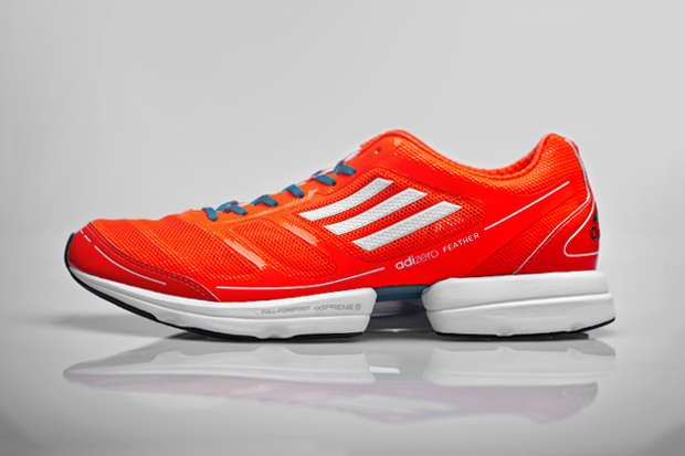 Lightweight Tangerine Trainers