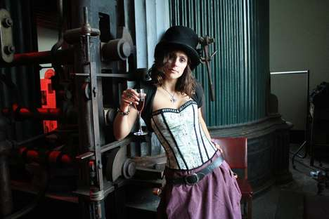 Steampunk wedding 20-10-2010