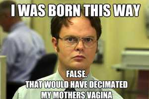 The Schrute Facts Image Macro Falsifies the Facts of Life