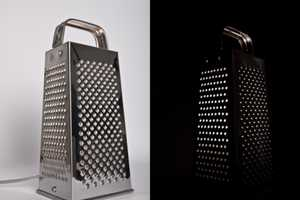 Marius Scerbinskas Gives a New Purpose to Cheese Graters