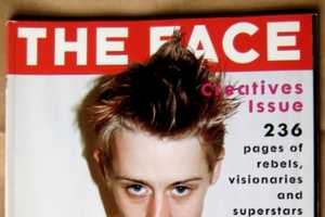 The Face Magazine Archive Highlights Gritty Publishing Swag