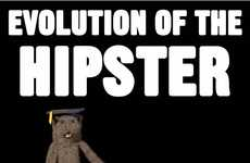 Evolution of the Hipster Shows You Where it All Began