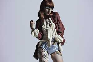 Ilaria Pozzi LoveSexDance Magazine Spread is Unconventionally Alluring