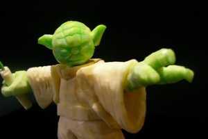 Okistugu Kado Sculpts Star Wars Characters Out of Veggies