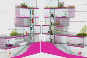 The Architect Barbie Dreamhouse is a Career Woman's Haven
