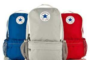 The Converse Bag Collection Offers Highly Stylish Gym & Weekend Satchels