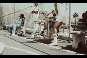 The Converse 'History Made and in the Making' Ad Examines History