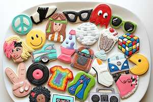 The 'Four Decades Worth of Cookies' Project Has 50s-80s