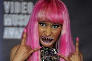 Celebrities With Shark Mouths Have Huge Toothy Grins