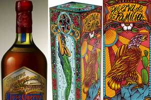 2011 Reserva De La Familia is Adorned With Alternative Art