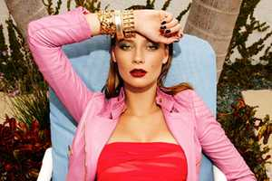 Tiiu Kuik for Woman Espagna Doesn't Shy Away From Brights