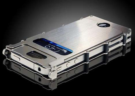 iNoxCase Stainless Steel Case