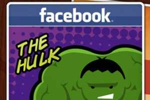 The 'If Social Sites Were Superheroes' Infographic is on Point