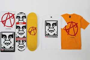 Rock Some Shepard Fairey Threads with the Obey x Streetmachine Series