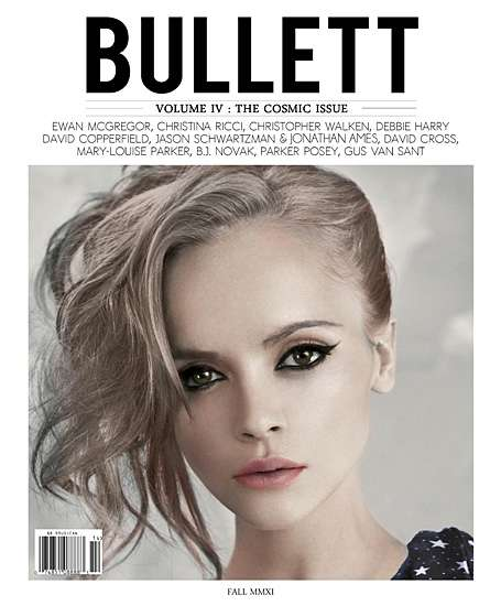 Christina Ricci Bullett Magazine