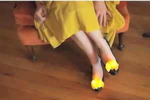 The LED Shoe Clips Will Light up Any Pair of Heels