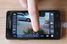 Camera-Controlling Apps - DSLR Controller App Lets Android Photogs Take Photos With Their Phones