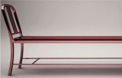 Emeco Bench by Shawn Weiland