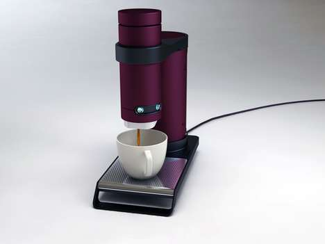 Nespresso Machine by Tali Shilo